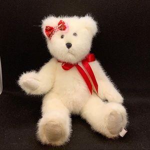 "Boyds Bears ""Kissy Luvington"" Valentine Bear"